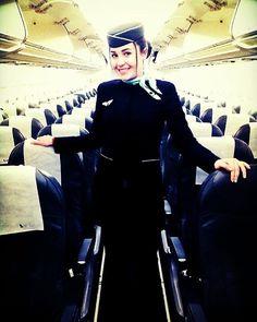 From @melani.bn WELCOME ON BOARD LADIES AND GENTLEMEN  #cabincrew#flightattendant#crewlife#cabincrewlife#crewfie#instagramaviation#avgeek#crewiser#aviationlovers#cabincrewgirls#cabincrewmember#cabincrewlifestyle#flightattendantlife#flightcrew#aviation#frenchgirl#french#girl#stewardess#airhostess#hotessedelair#aircrew#airlinescrew#like#flightattendantclub #crewiser #travel #pilot #cabinattendant #aircraft