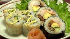 Cooking with Dog - Futomakizushi YouTube