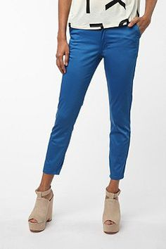 Check out these adorable Cheap Monday Ankle Chino Pant from Urban Outfitters! Too presh - $65