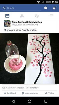 1000 ideas about baum malen on pinterest pet flaschen - Baum malen ...