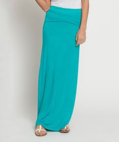 Another great find on #zulily! Jade Maxi Skirt by Caralase #zulilyfinds