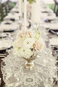 Get expert wedding planning advice and find the best ideas for wedding decorations, wedding flowers, wedding cakes, wedding songs, and more. All White Wedding, Elegant Wedding, Perfect Wedding, Our Wedding, Wedding Events, Dream Wedding, Wedding Beauty, Wedding Blog, Table Centerpieces