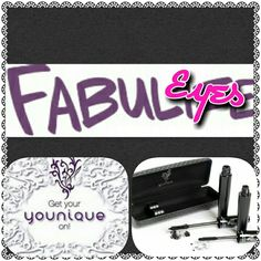 """Fab-you-l""""eyes"""" www.youniqueproducts.com/CRB"""