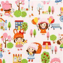 Kokka - kawaii shop modeS4u - cute stationery, fabric, Re-Ment, bentos and more