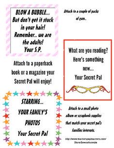 cute quotes for secret pals | Bonnie & Clyde, Jennifer ...