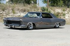 65 Buick Riviera