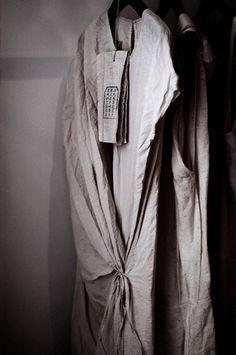 uma wang wrap dress