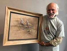 Alan M Hunt is currently exhibiting until Oct 2019 @ Inspired by Gallery. This joint exhibition with Forestry England focuses on the beautiful and endangered Turtle Dove. Bird Paintings, Wildlife Paintings, Wildlife Art, Original Paintings, Animal Painter, Turtle Dove, Photorealism, Zebras, Bird Prints