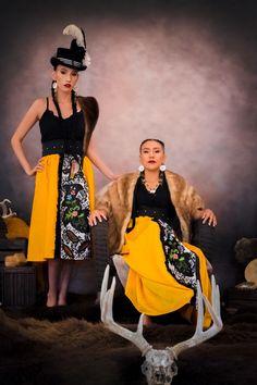 By: Feral Fawn Native American Clothing, American Apparel, Native Fashion, Ribbon Shirt, Native Style, Calgary, Formal Wear, Sari, Urban