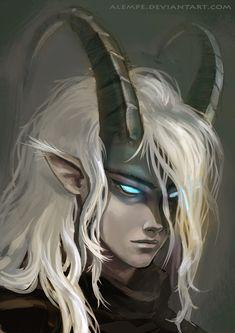 Lessa-The Crimson Knight by alempe.deviantart.com on @DeviantArt