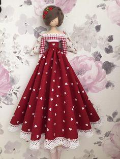 Pig Crafts, Doll Crafts, Tiny Dolls, Soft Dolls, Pretty Dolls, Beautiful Dolls, Tilda Toy, Doll Tutorial, Sewing Dolls