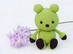 Resultado de imagen para muñecos tejidos a crochet