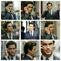 Matt Bomer...still the perfect looking person, to me, for Christian ;-)