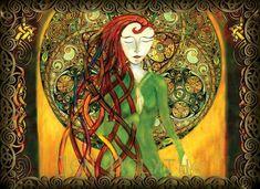 Melangell artwork