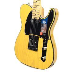 Fender American Elite Telecaster MN Butterscotch Blonde