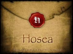 Image result for book of hosea