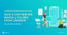Master LinkedIn marketing to approach millions of professionals. Having a solid linkedin marketing strategy will increase your ROI manyfold. Content Marketing Strategy, Social Media Marketing, Digital Marketing, Copywriting, Discovery, Connect, Profile, How To Get, Learning