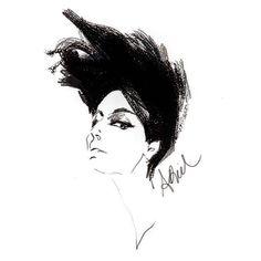 A drawing homework to my master artist David.  #ARIELOFART #AOAproject #art #illustration #sketch #stylus #womensfashion #women #draw #painting #New #Fashion #project #adonit #freehand #limited #print #edition #love #adonit # #draw  #blackandwhite #ipad #stylus #fashion #black #draw #ProjectA #post