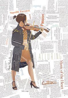 Idyllic Violin