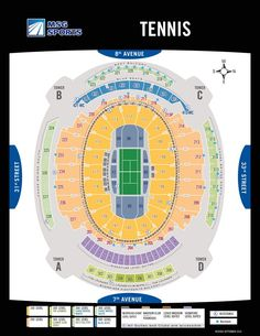 Madison square garden seating chart boxing ring best floor - Bruno mars tickets madison square garden ...