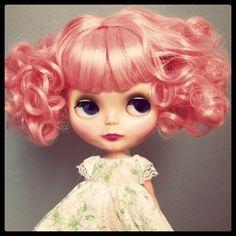 Blythe Pink==i kinda love her