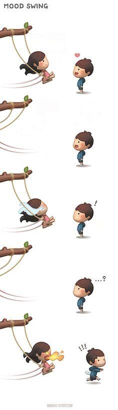 HJ-Story :: Mood Swing   Tapastic - image 1