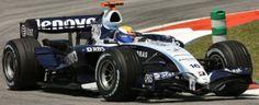 WilliamsFW29 - Toyota