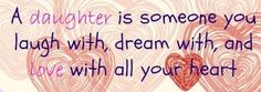 daughter quotes - Google Search