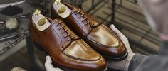 The only shoes you need to make you stand out - Crockett & Jones