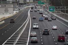 Bad weather, accidents inflate the price of time for drivers on Beltway's express lanes