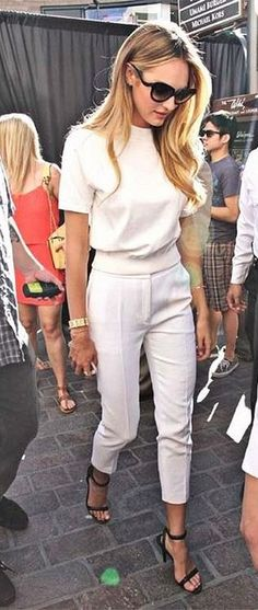 white in new york? yes- you can even wear all white.
