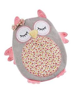 cover for hot water bottle - Google Search