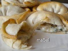 Receta Entrante : Empanadas de roquefort y nueces por Lacocinadeile