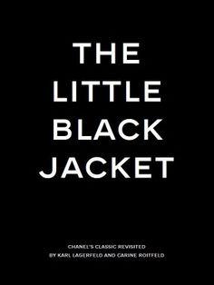 Chanel's Little Black Jacket Book 2012