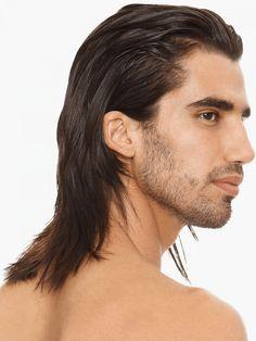 lange haare frisuren mà nner 80er mà nnerfrisuren lang pinterest