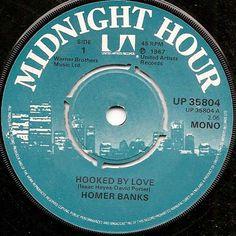 Midnight Hour UA Records (UK)