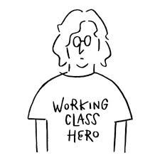 Charming illustrations of Lennon, Hockney and other characters by Yu Nagaba Illustration Art Drawing, City Illustration, Simple Illustration, Beatles Art, The Beatles, Drawing Skills, Cat Drawing, Line Art Vector, Web Design