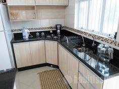 apartamento pequeno cozinha l planejada - Pesquisa Google