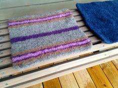 Shag Rug, Diy And Crafts, Towel, Rugs, How To Make, Decor, Breien, Shaggy Rug, Farmhouse Rugs