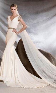 7ac9993e0edf Pronovias Orville wedding dress currently for sale at 66% off retail. Pronovias  Wedding Dress
