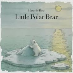 Little Polar Bear activities...retelling by sequencing, writing (Kelly and Kim's Kreations)