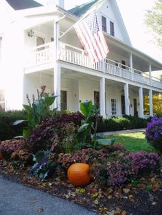 stayed at the White Gull Inn in Door County WI this past fall..one of the best breakfasts I've ever had