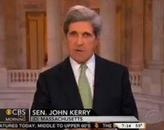Kerry Blasts Romney on Iran