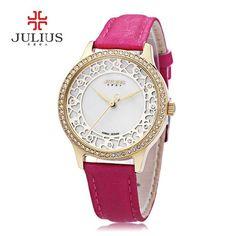 JULIUS Stylish Elegant Quartz Watch