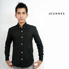 Another for mens! Longsleeve shirt linen available s - xl. Only 235,000 so grab it fast!