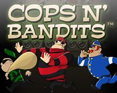 Sharpen your detective skills and pin down the right thief to multiply your winnings in Cops N' Bandits