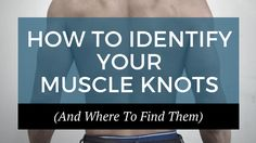 Your body is a map filled with pain points AKA muscle knots. This guide will help you find your muscle knots that you can press easily to relieve pain.