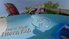Caneva World 2019 Frozen Bob (middle left slide) VR Onslide Music Clips, Song Artists, Music Publishing, Vr, Frozen, Middle, Songs, Make It Yourself, World
