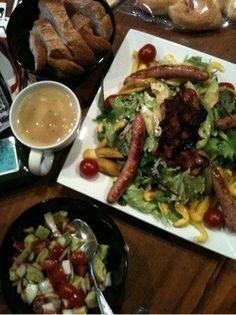 絶品 簡単 主食サラダ by akired [クックパッド] 簡単おいしいみんなのレシピが166万品