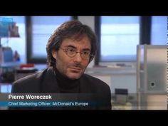 Pierre Woreczek discusses McDonalds Strategy and McDonalds Marketing Strategy